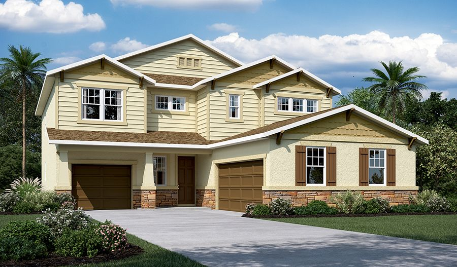 Richmond american homes roper reserve tate 1333236 for Richmond house plan