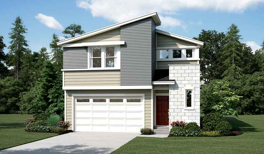 Richmond american homes sunrise at mill valley liesel for American home builders washington
