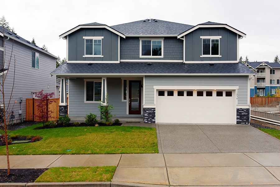 Haven at harbor hill new homes in gig harbor wa by for American home builders washington