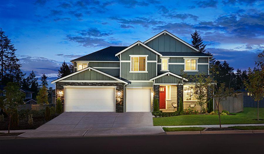 Richmond american homes tehaleh dillon 1395725 bonney for American home builders washington