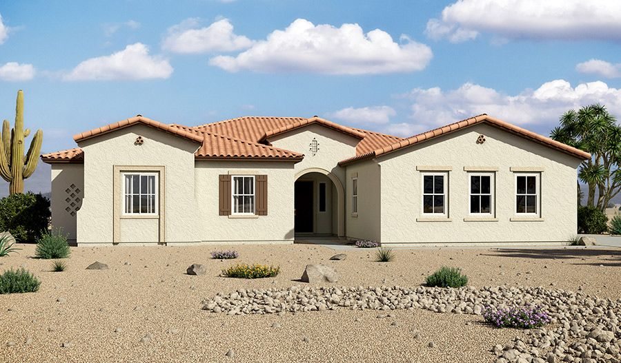 Single Family for Active at Twelve Oaks Estates - Robyn 15833 W. Deanne Court Waddell, Arizona 85355 United States