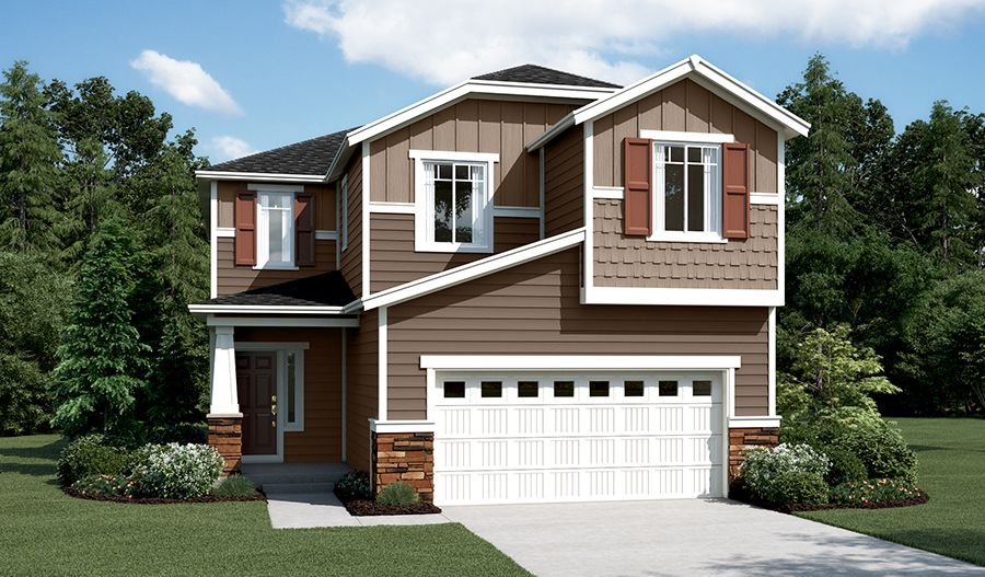 Lauren summerwood park in puyallup for Home builders in puyallup wa