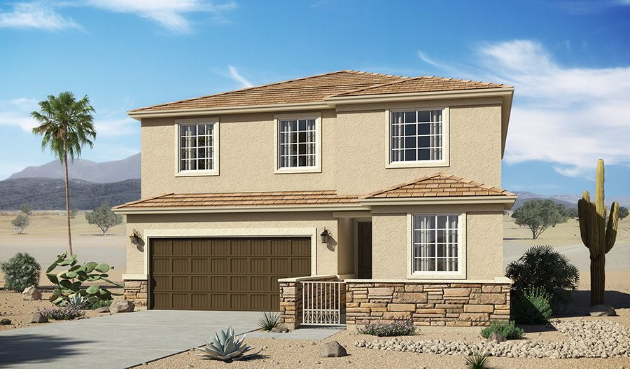New Construction Homes To Buy In Avondale Az