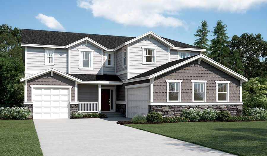 Single Family for Sale at Campus Fairways - Daley Campus Drive Ne And Campus Highlands Drive Lacey, Washington 98516 United States