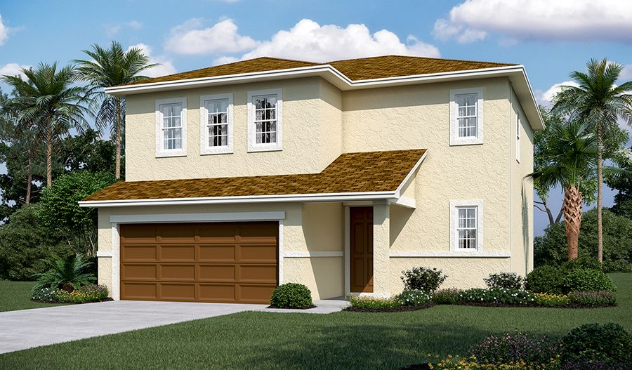 Single Family for Sale at Coral 753 Meadow Pointe Drive Haines City, Florida 33844 United States