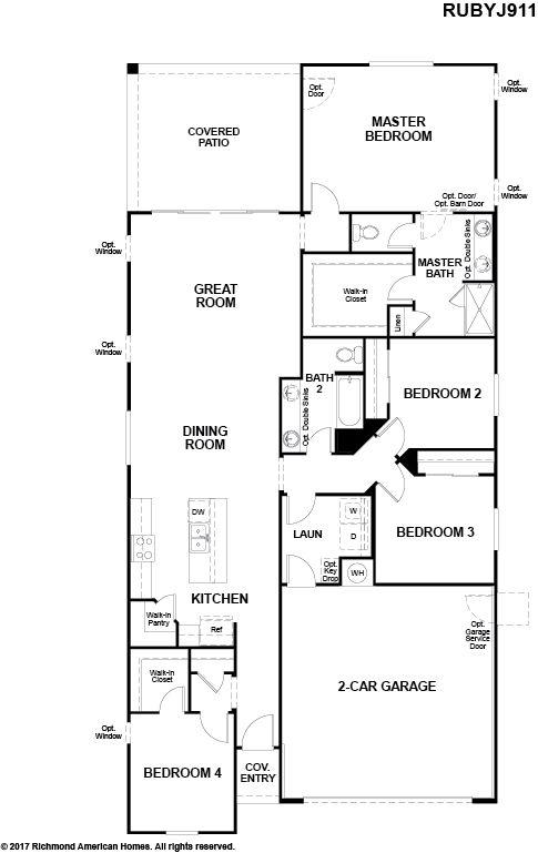 San Tan Heights New Homes