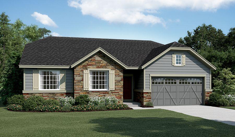 Richmond american homes tehaleh daniel 1388486 bonney for American home builders washington