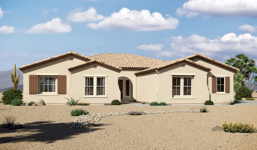 Single Family for Sale at Rocco 18533 W. Rancho Court Litchfield Park, Arizona 85340 United States