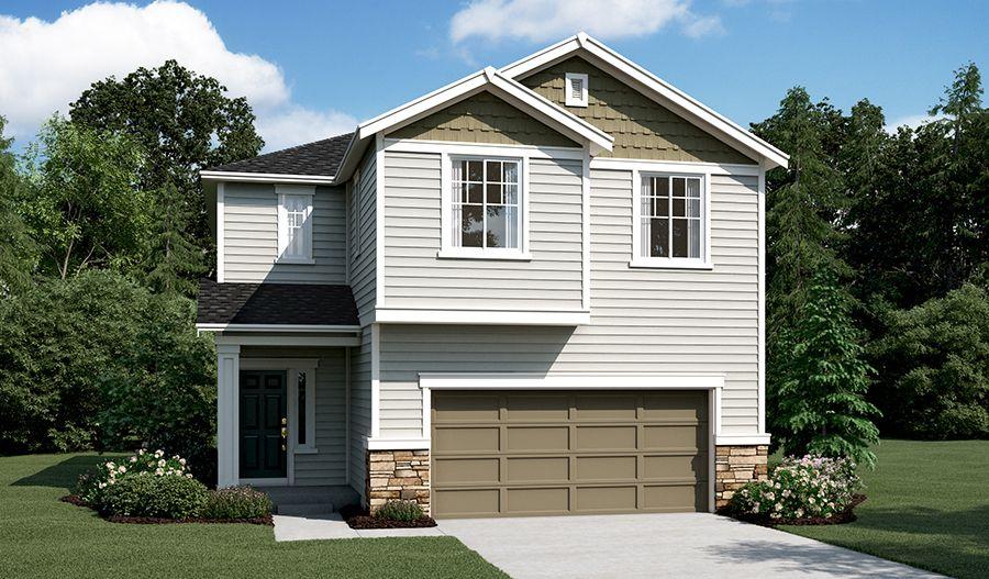 Richmond american homes pinedale lindsay 1399053 for American home builders washington