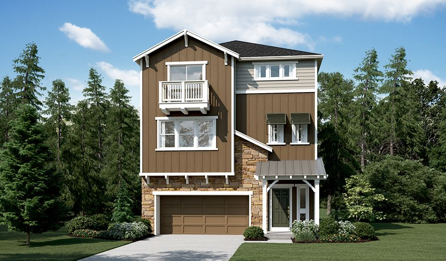 Richmond american homes pinedale liesel 1399055 bothell for American home builders washington