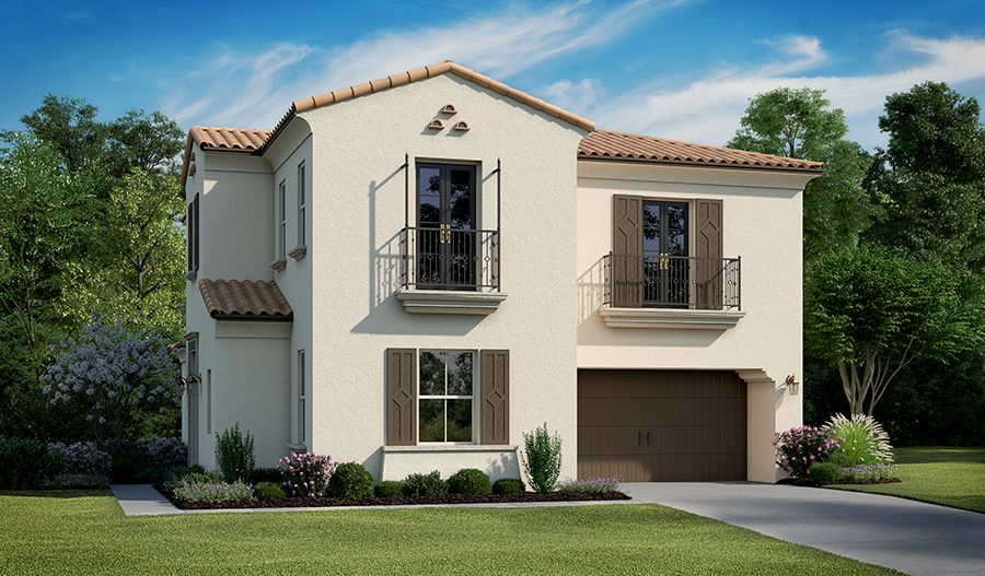 Single Family for Sale at Avila At Eastwood Village - Shelby 124 Imagination Trail Irvine, California 92620 United States