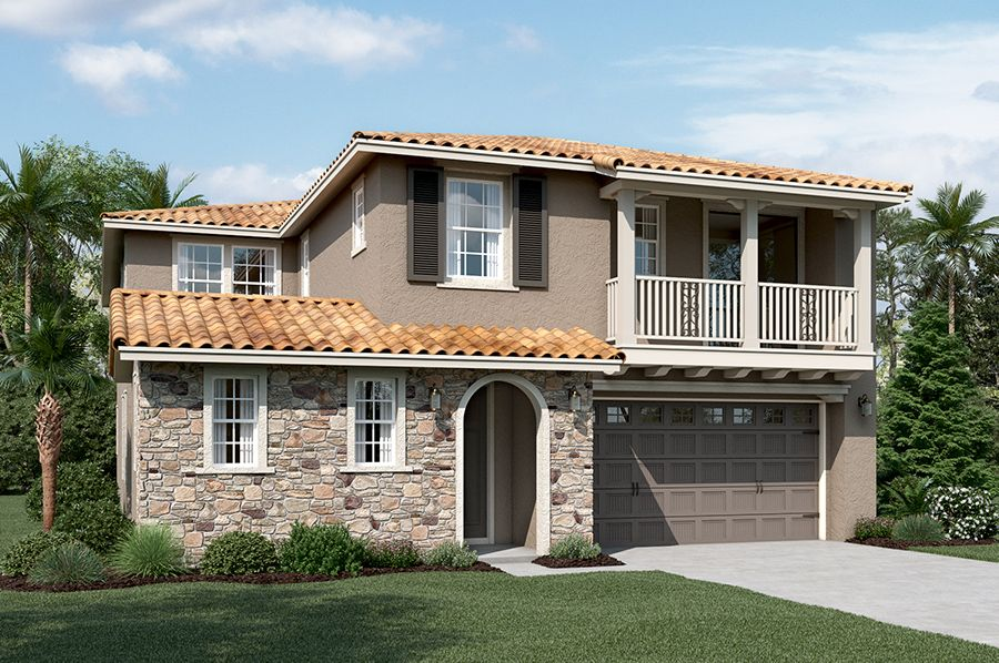 Single Family for Sale at Promontory At Horse Creek Ridge - Simone 35822 Blue Breton Drive Fallbrook, California 92028 United States