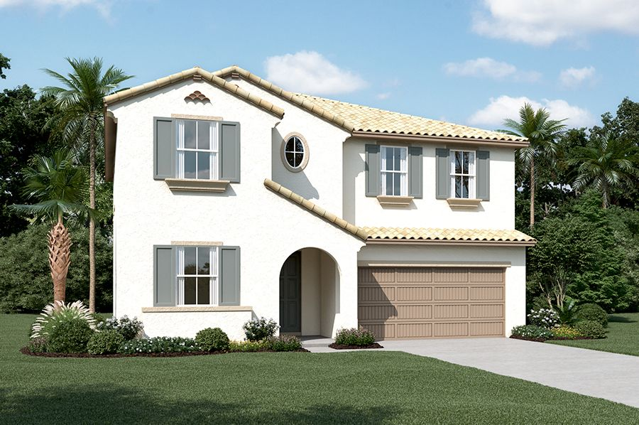 Single Family for Sale at Villa Point At Destinations - Andrea Villa Point Drive And Fairfield Way Stockton, California 95209 United States