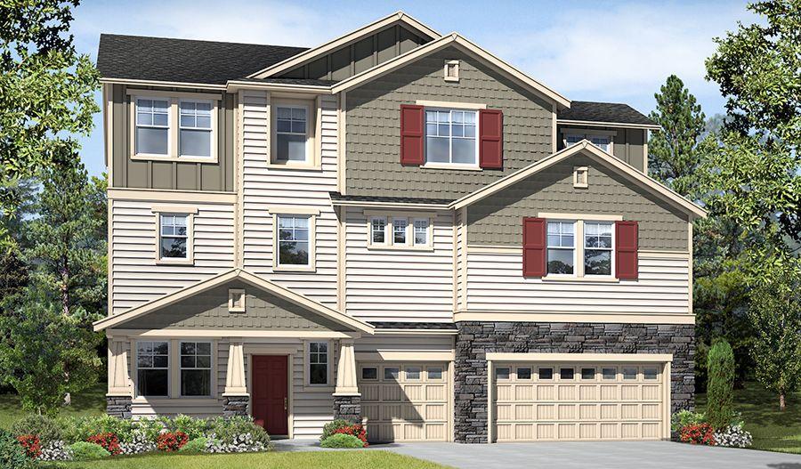 Unifamiliar por un Venta en Fruitland Ridge - Orlando Fruitland Ridge Drive & S. Fruitland Puyallup, Washington 98371 United States