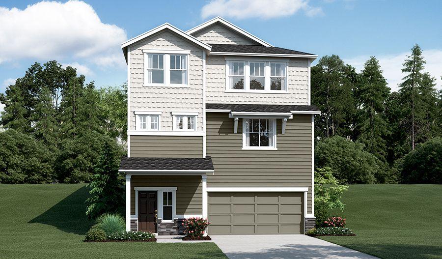 Unifamiliar por un Venta en Westridge - Larissa 83rd Ave Court E & 31st Street E Edgewood, Washington 98371 United States