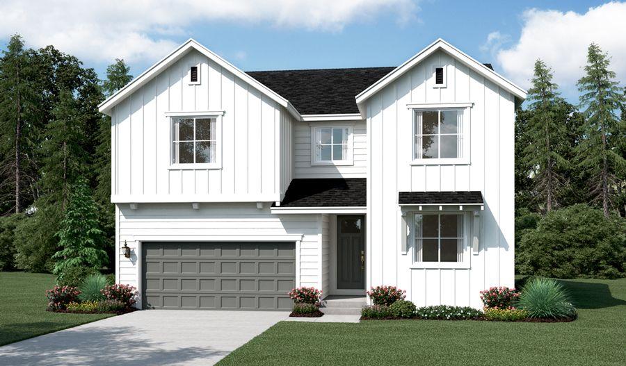 Single Family for Active at Coronado 17353 Sw View Lane Beaverton, Oregon 97007 United States