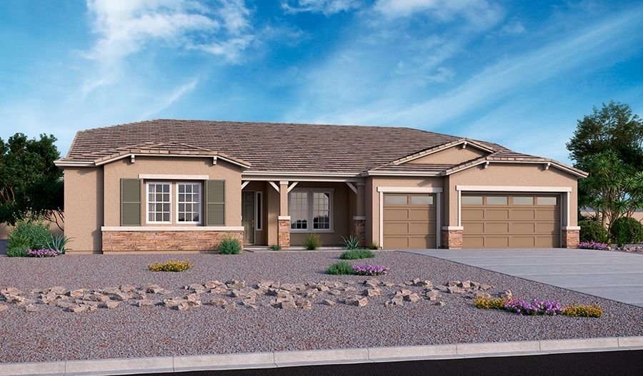 Single Family for Sale at Falcon View - Robert 12543 W. Sierra Vista Court Glendale, Arizona 85307 United States