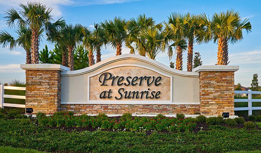 Photo of The Preserve at Sunrise in Groveland, FL 34736