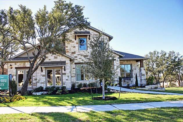 1004 winding way dr georgetown tx new home for sale