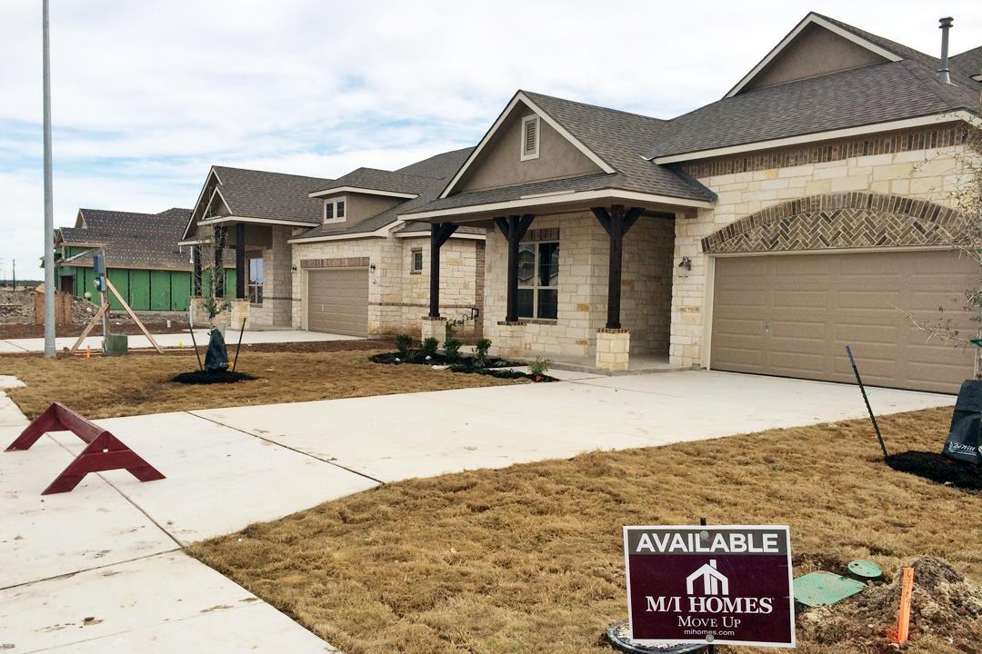 Waterford Park New Homes In San Antonio Tx By M I Homes