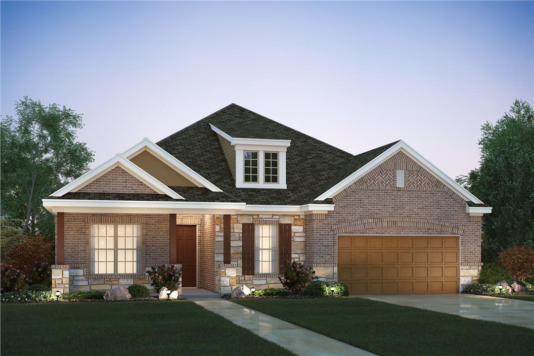 Single Family for Sale at Terra Colinas - Brenham 5205 Palermo Drive Bee Caves, Texas 78738 United States