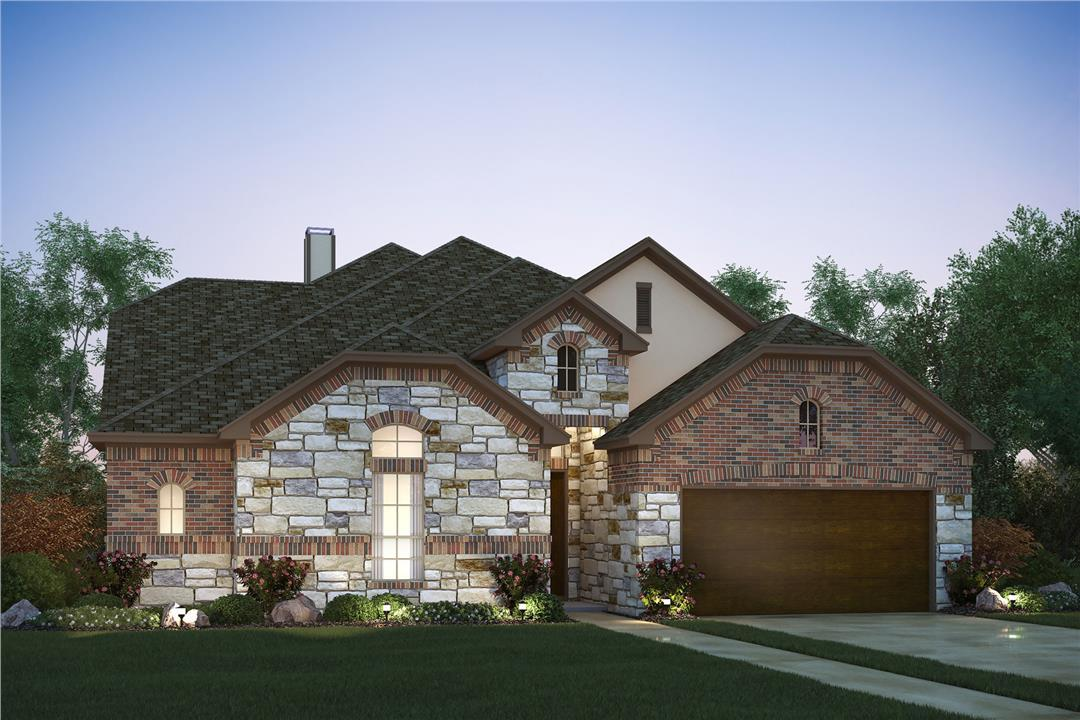 Single Family for Sale at Terra Colinas - Danbury 5205 Palermo Drive Bee Caves, Texas 78738 United States