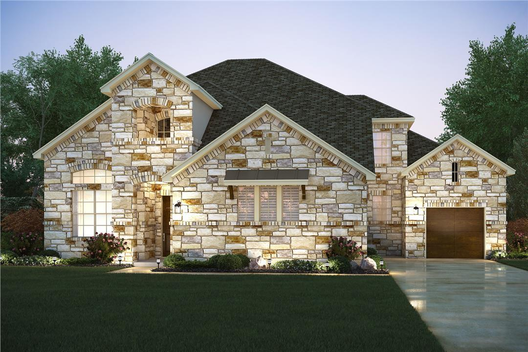 Single Family for Sale at Terra Colinas - Somerville 5205 Palermo Drive Bee Caves, Texas 78738 United States