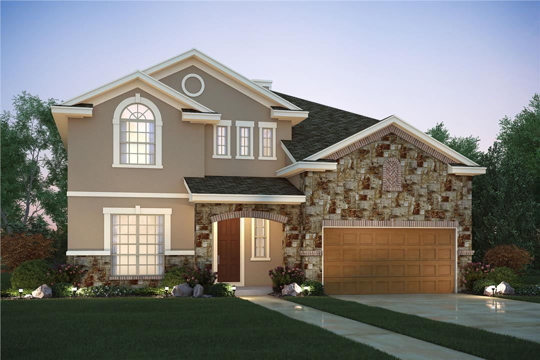 Single Family for Sale at Terra Colinas - Barstow 5205 Palermo Drive Bee Caves, Texas 78738 United States