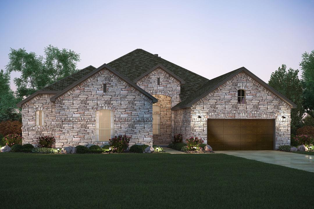 Single Family for Sale at Terra Colinas - Coleman 5205 Palermo Drive Bee Caves, Texas 78738 United States