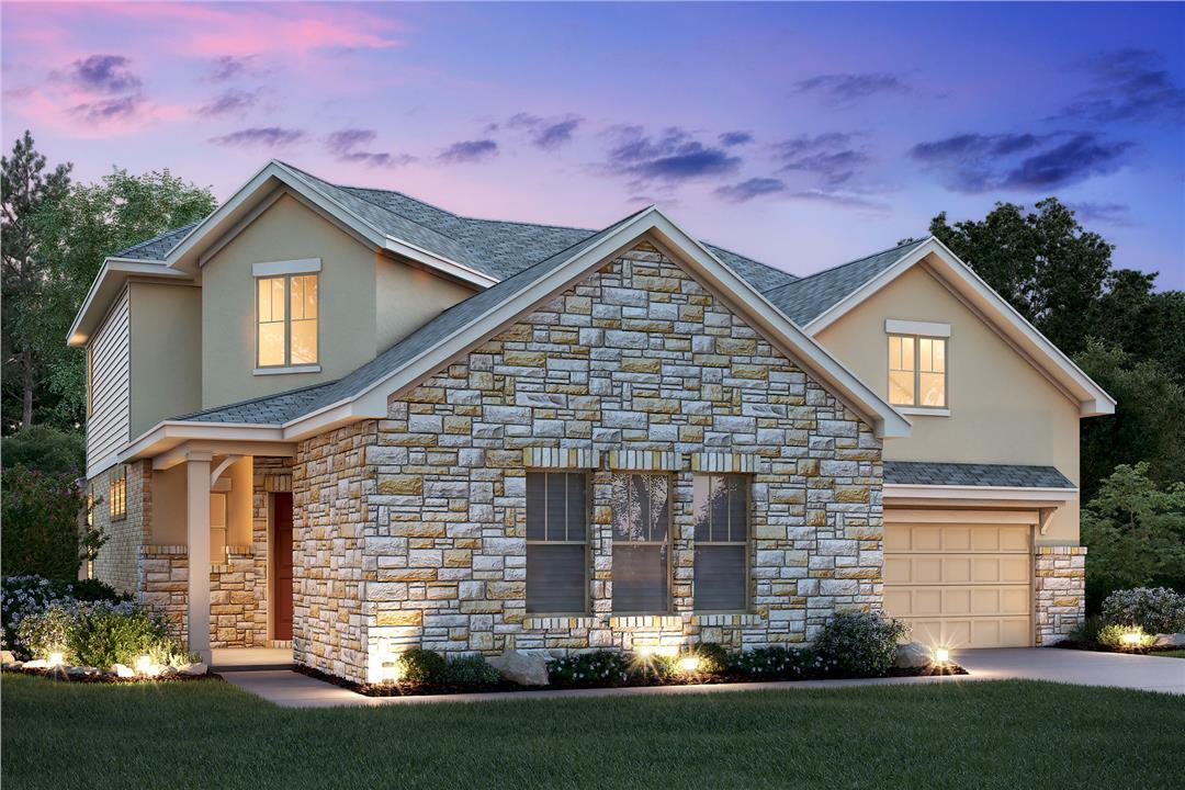 San antonio new homes topix for How to become a home builder in texas