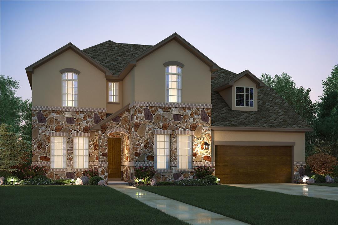 Single Family for Sale at Terra Colinas - Wellington 5205 Palermo Drive Bee Caves, Texas 78738 United States
