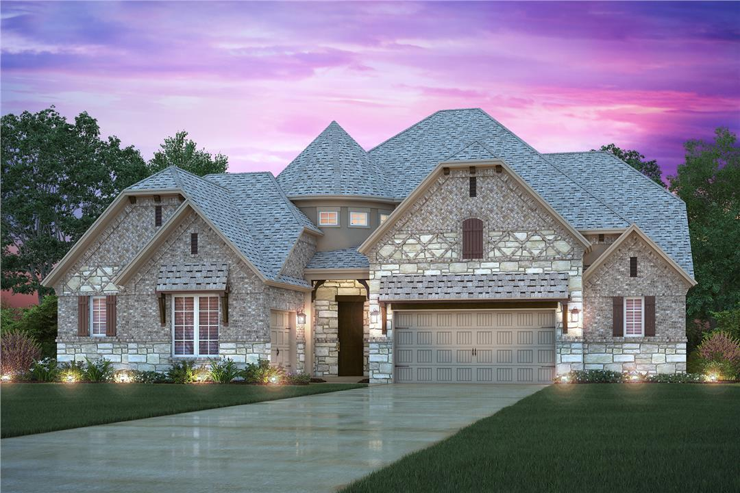 Single Family for Sale at Carrera 4105 Lombardy Court Colleyville, Texas 76034 United States