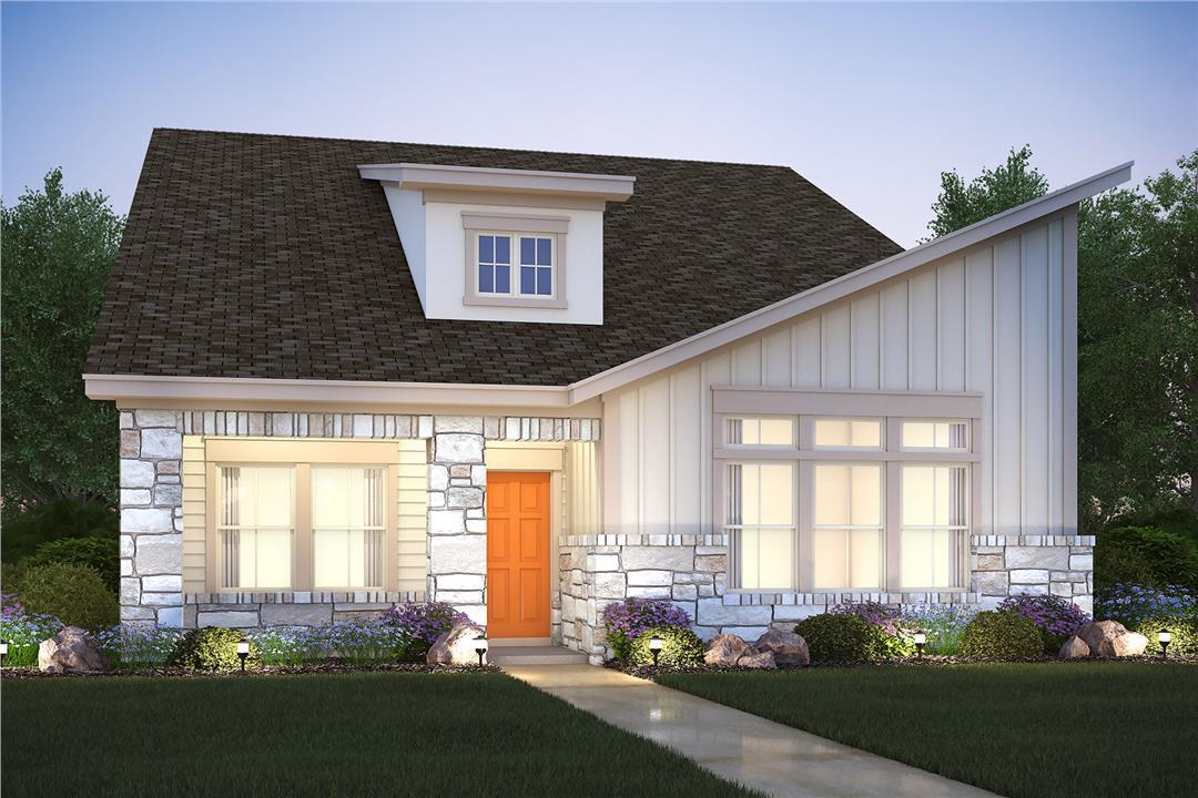 M I Homes Goodnight Robinson 1354296 Austin Tx New