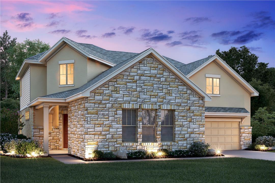 323 Canyon View Run San Antonio Tx New Home For Sale