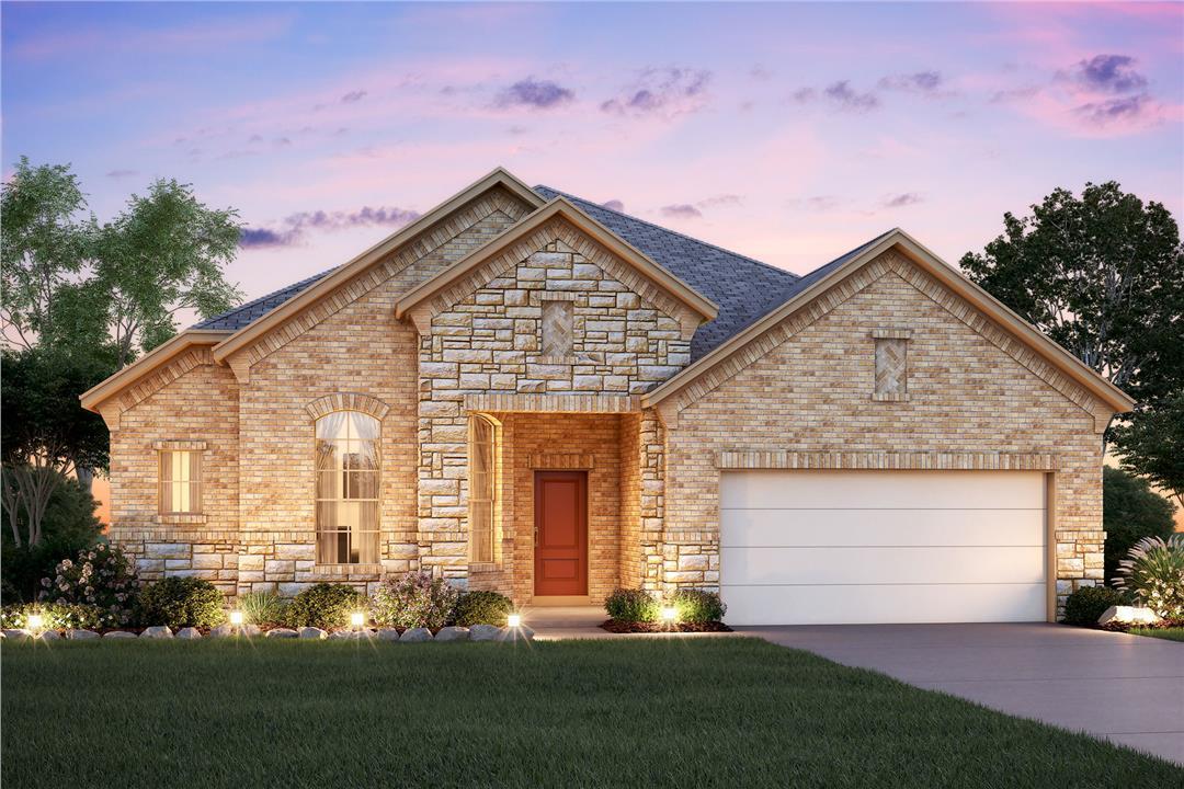 M I Homes Sorrento Black Hawk 1380089 San Antonio Tx New Home For Sale Homegain