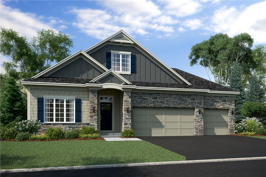 m i homes lake ridge crossing newport 1390212 lake elmo mn new home for sale homegain