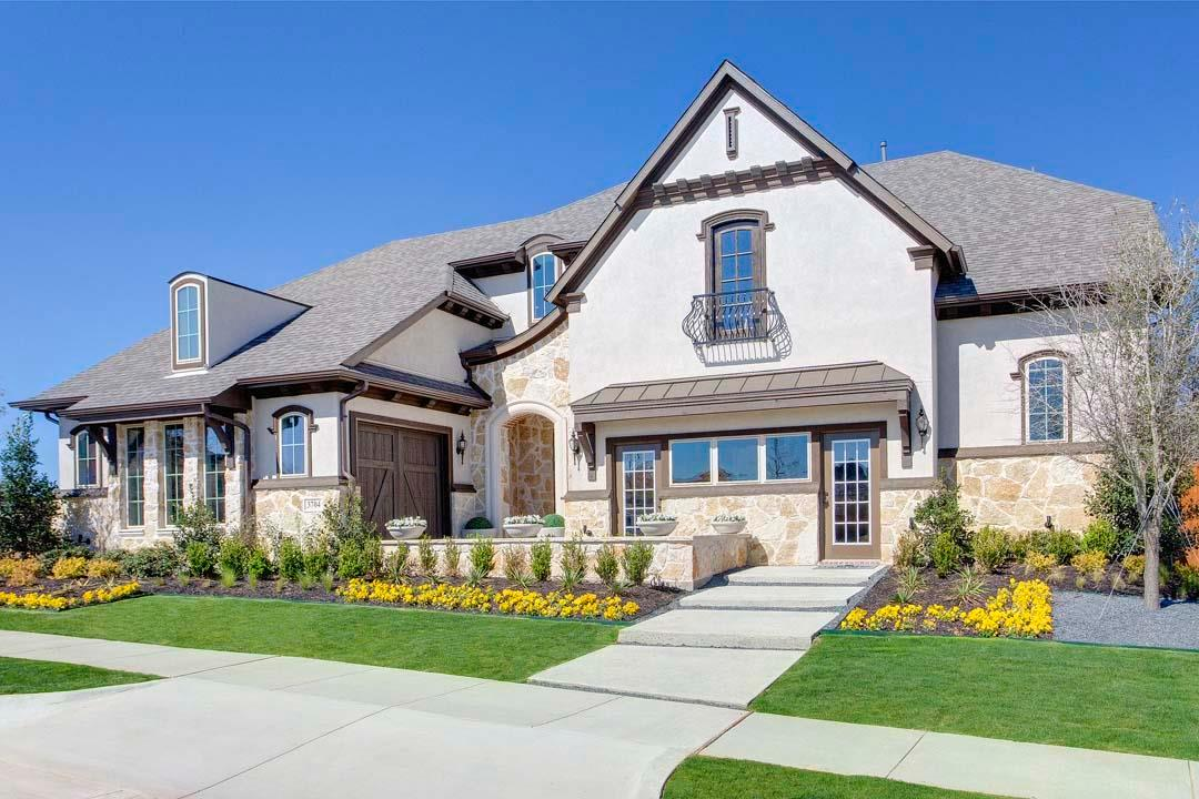 Single Family for Sale at Carrera 4104 Lombardy Court Colleyville, Texas 76034 United States