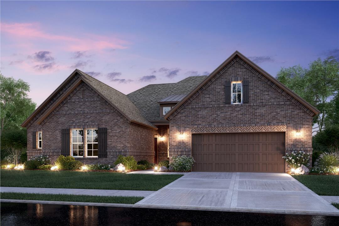 Single Family for Sale at Mckenzie Park - Boca Grande 4926 Tres Lagos Drive Spring, Texas 77389 United States
