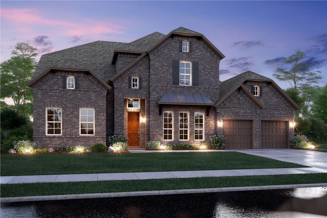 Single Family for Sale at Young Ranch - 80's - Saratoga Hidden Valley Drive Brookshire, Texas 77423 United States