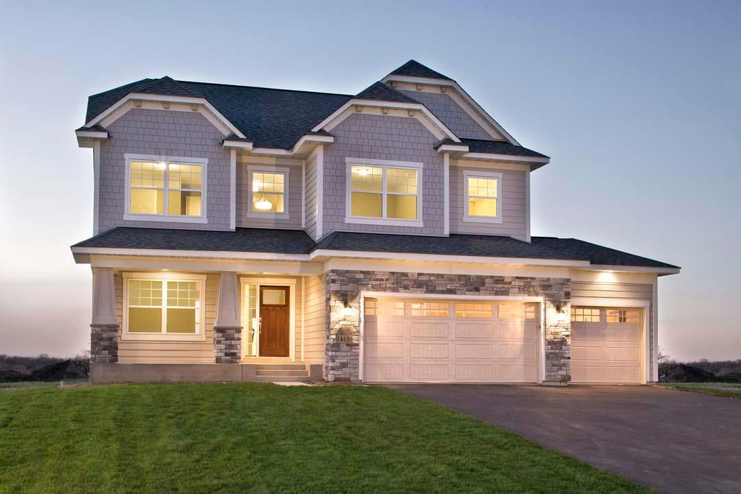 River Hills Villas New Homes In Dayton Mn By M I Homes