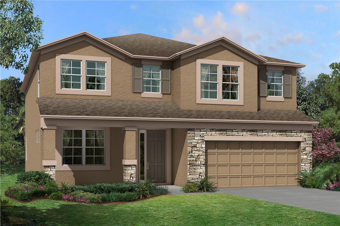Single Family for Sale at Mira Lago 18956 Henequen Lane Spring Hill, Florida 34610 United States