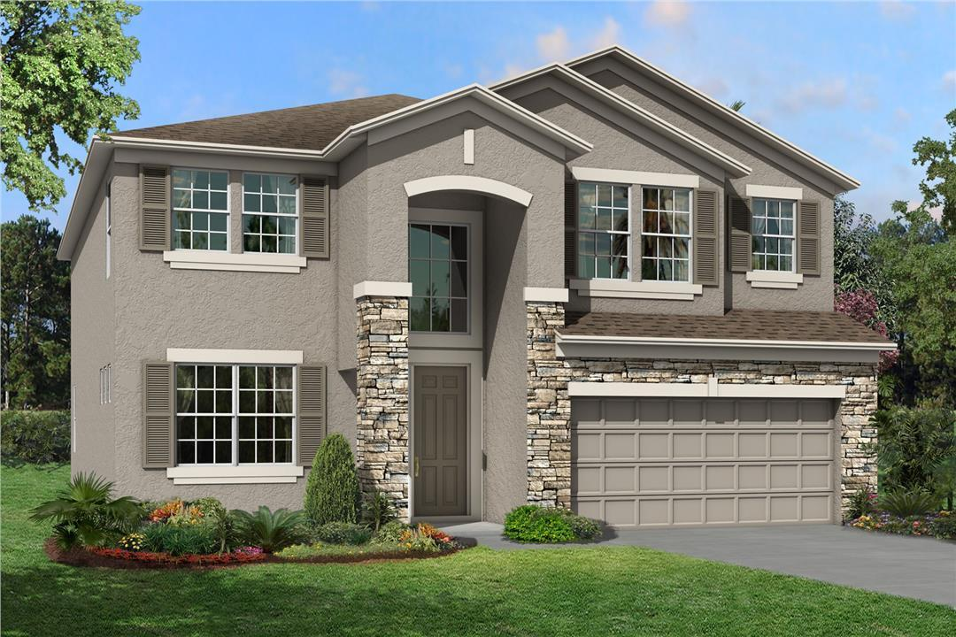 Single Family for Sale at Mira Lago 18810 Malinche Loop Spring Hill, Florida 34610 United States
