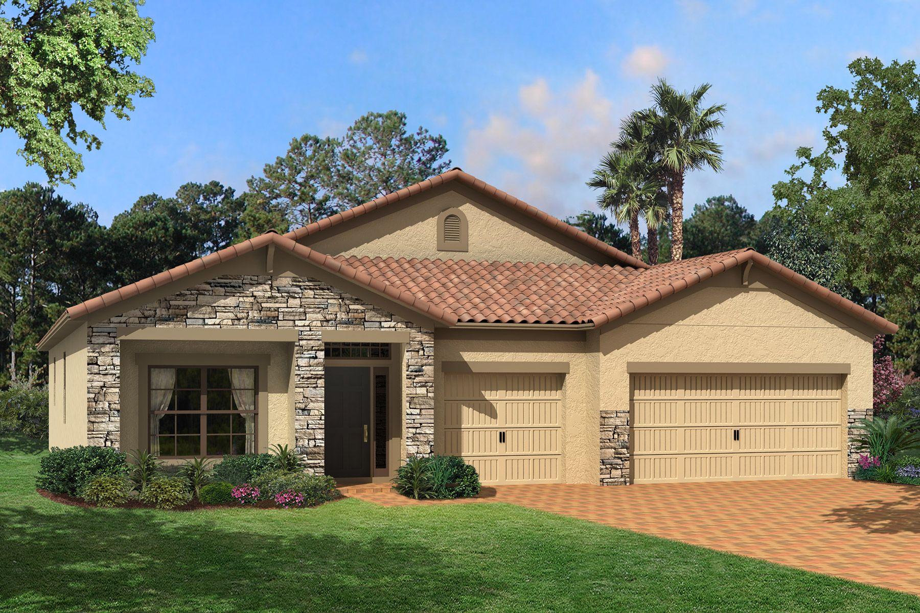 Single Family for Sale at Corina Ii 1929 Via Lago Drive Lakeland, Florida 33810 United States
