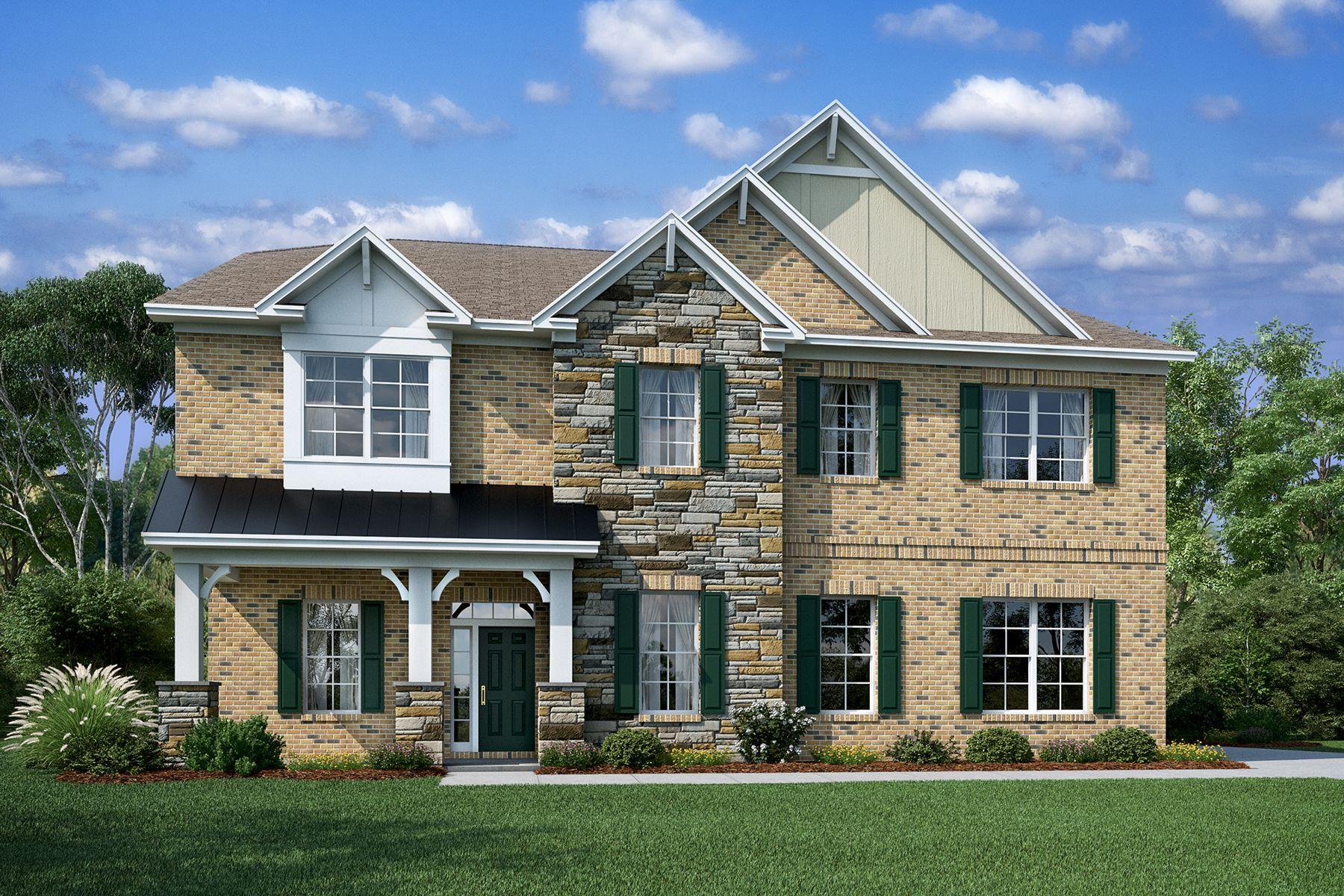 Single Family for Sale at Blume - Sutton 2507 Carnation Drive Harrisburg, North Carolina 28075 United States