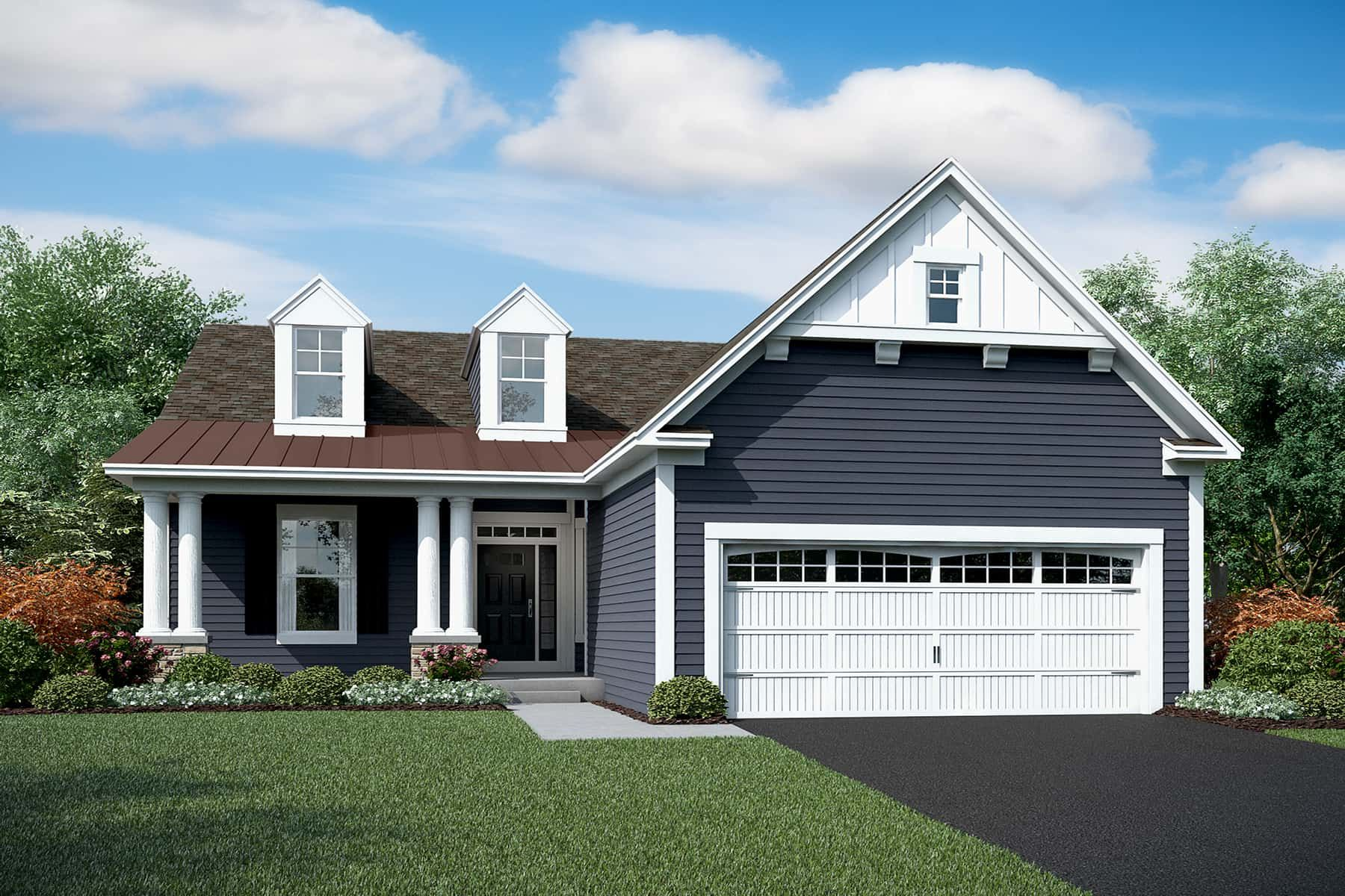 Single Family for Active at Wentworth Of Kildeer - Berkley 23760 N Old Mchenry Road Kildeer, Illinois 60047 United States