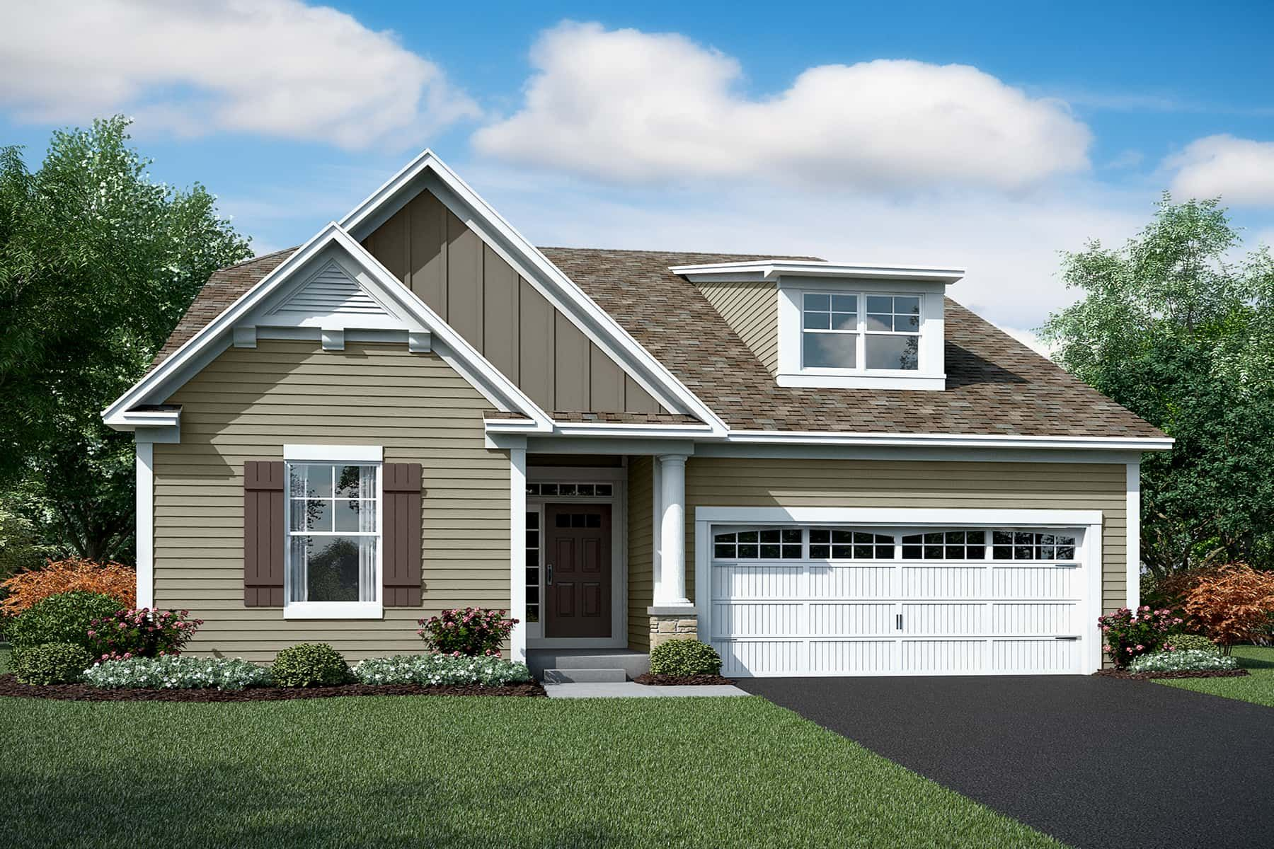 Single Family for Active at Wentworth Of Kildeer - Drexel 23760 N Old Mchenry Road Kildeer, Illinois 60047 United States