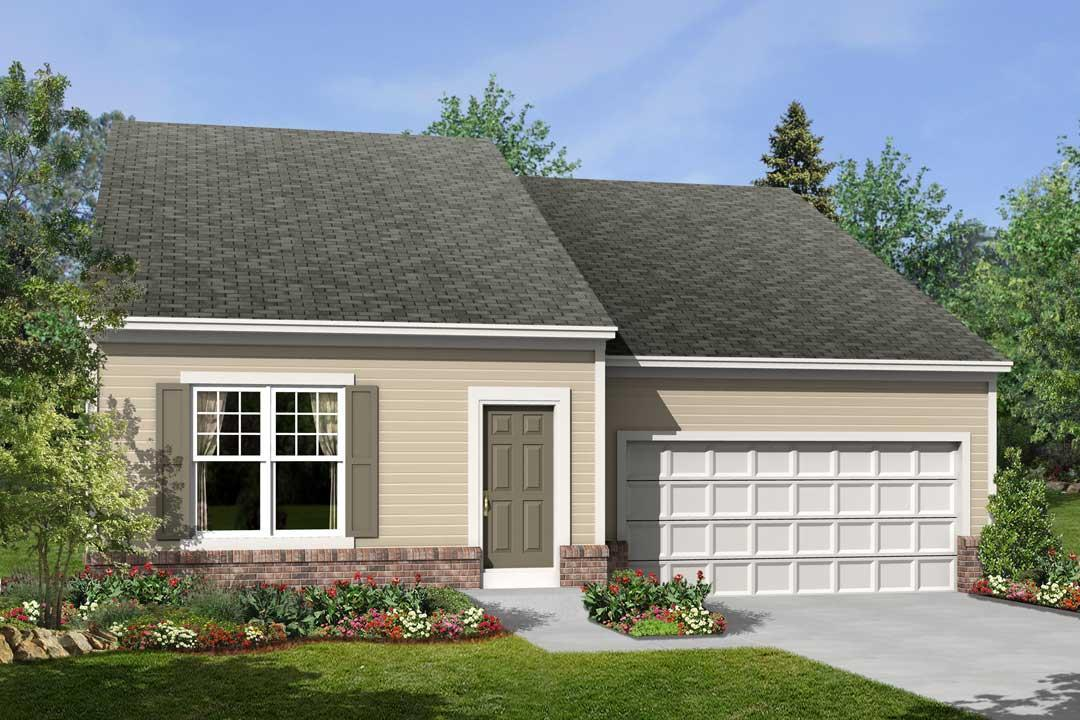 Columbus New Homes New Construction Home Builders