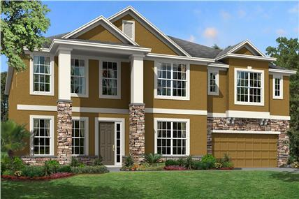 Single Family for Sale at Serenity At Redtail - Grandview Fl 31923 Redtail Reserve Blvd Sorrento, Florida 32776 United States