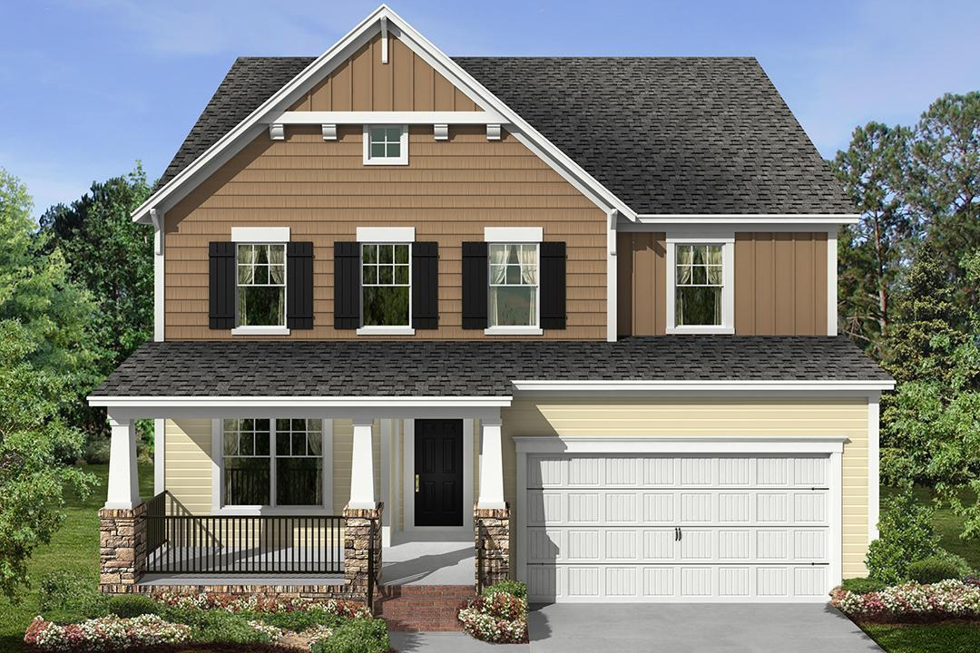 Single Family for Sale at Beech 256 Turner Oaks Drive Cary, North Carolina 27519 United States