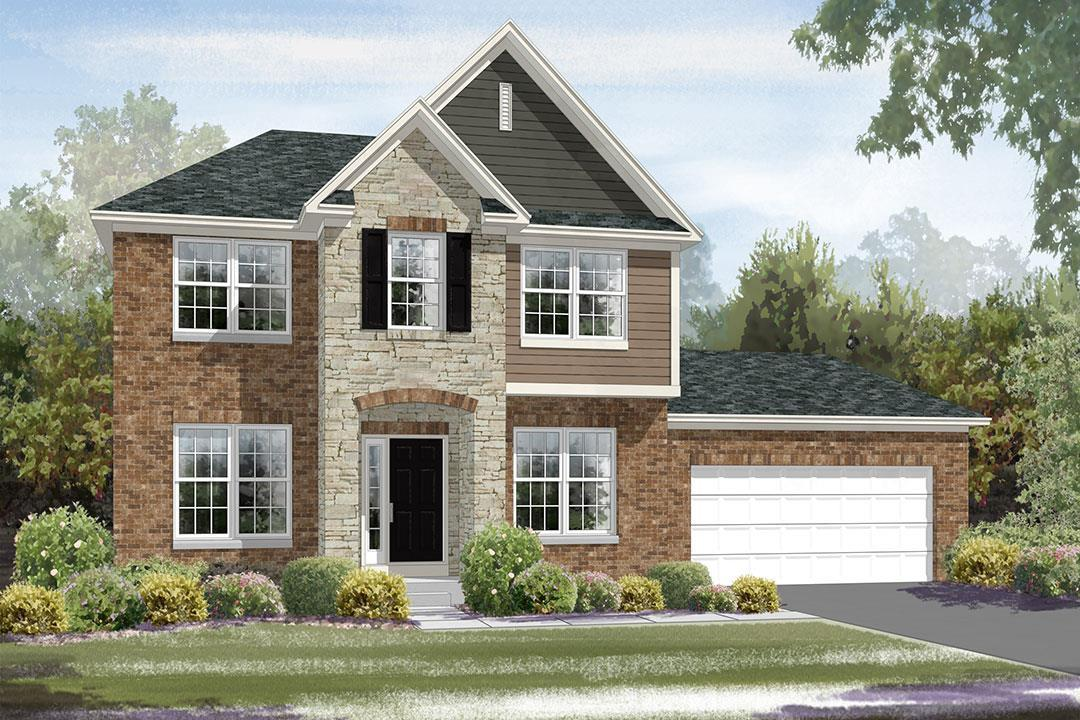 Single Family for Sale at The Oaks At Churchill Club - Claremont 103 Bluegrass Parkway West Oswego, Illinois 60543 United States